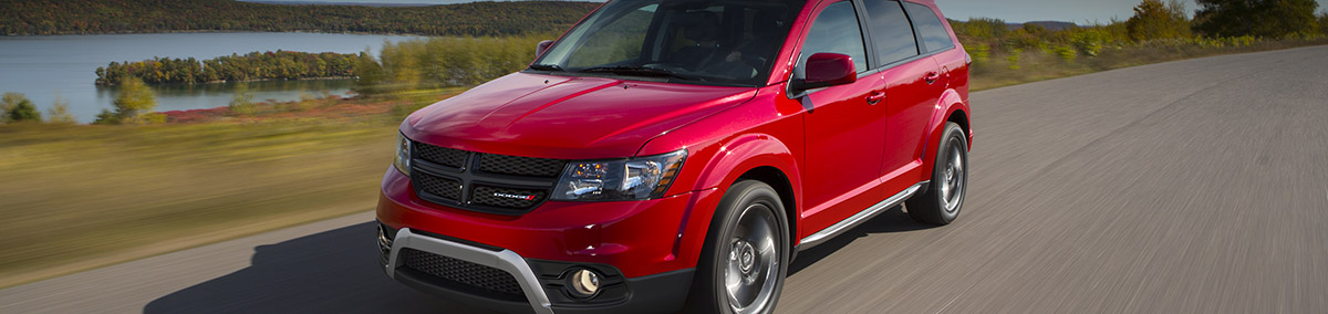 2015 Dodge Journey vs. 2015 Ford Escape