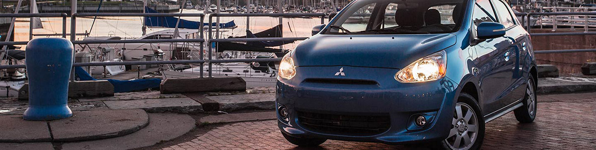 2015 Mitsubishi Mirage - Buy a New Car Online