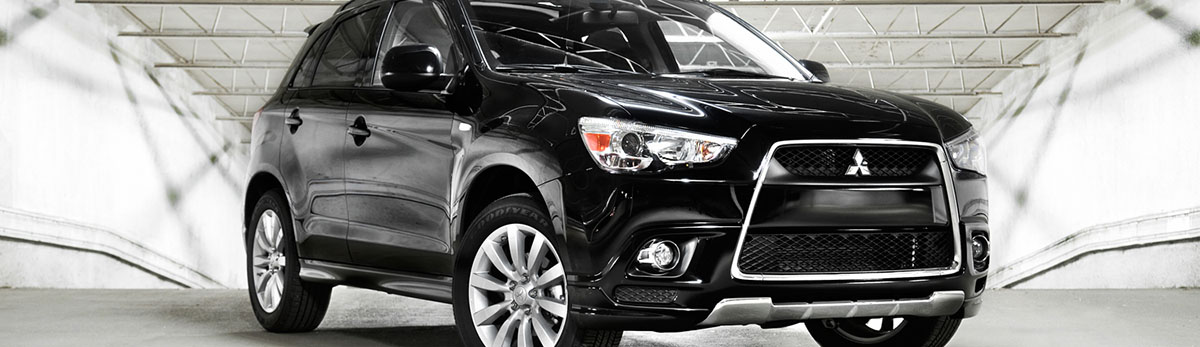 2015 Mitsubishi Outlander Sport - Affordable Crossover SUV