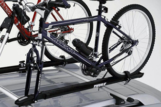 2015 Outlander - Bike Rack