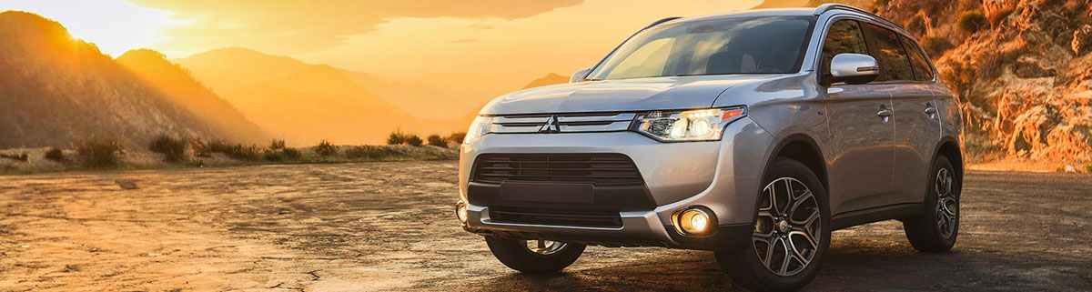 2015 Mitsubishi Outlander - Buy a New SUV Online