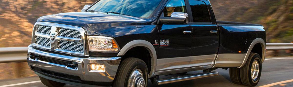 2015 RAM 3500 - Buy a New Truck Online