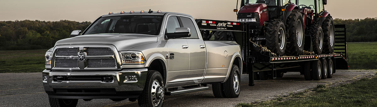 2015 RAM 3500 Work Truck