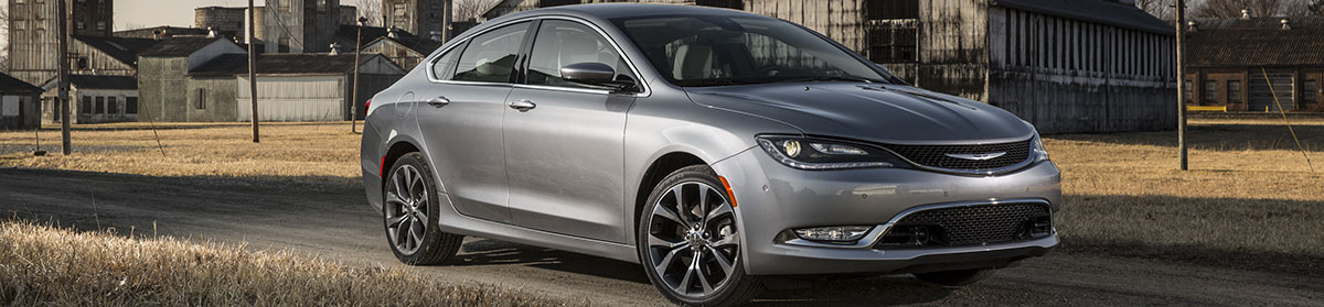 2015 Chrysler 200 Redesign