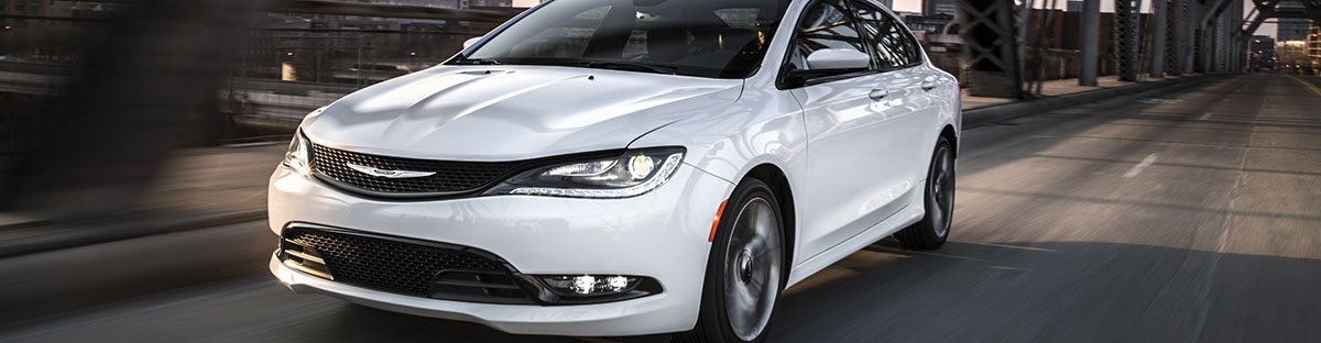 2015 Chrysler 200 - Buy a New Car Online