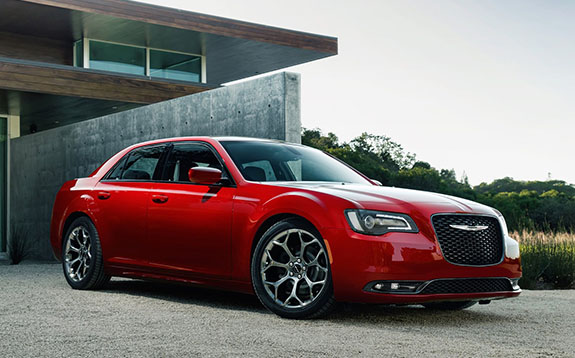 2015 Chrysler 300 - American Luxury Car