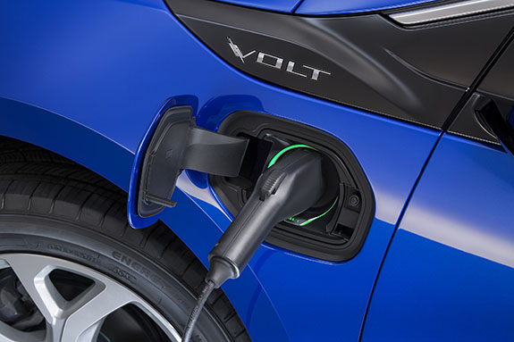 2016 Chevrolet Volt - Efficiency