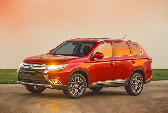 2016 Mitsubishi Outlander - Performance