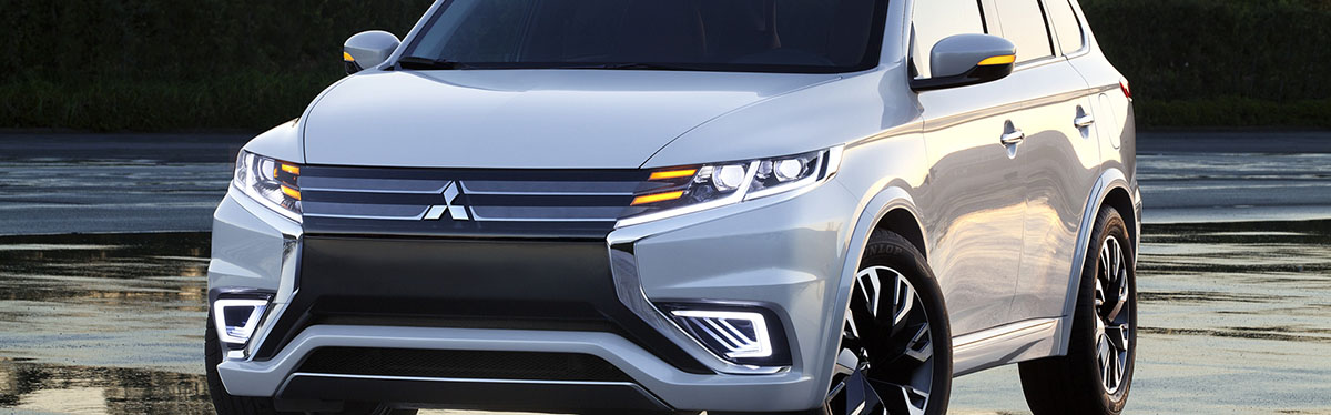 2016 Mitsubishi Outlander - Buy an SUV Online
