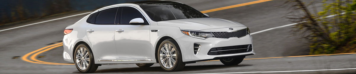 2016 Kia Optima - Buy a New Car Online