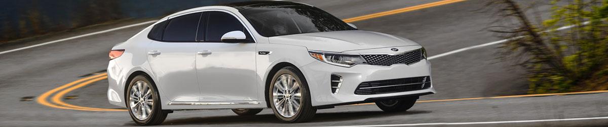 2016 Kia Optima - Buy a New Car Online