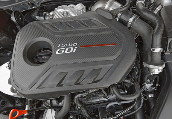 2016 Kia Optima - Turbo GDi Engine