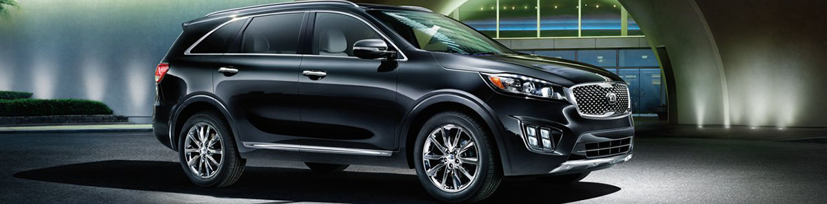 2016 Kia Sorento - Buy a New SUV Online