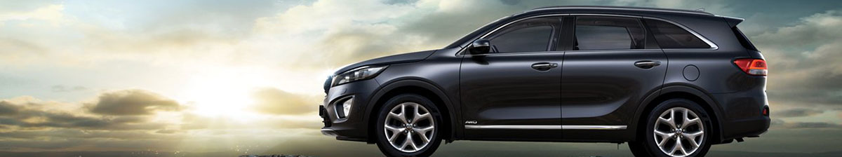 2016 Kia Sorento - New Design