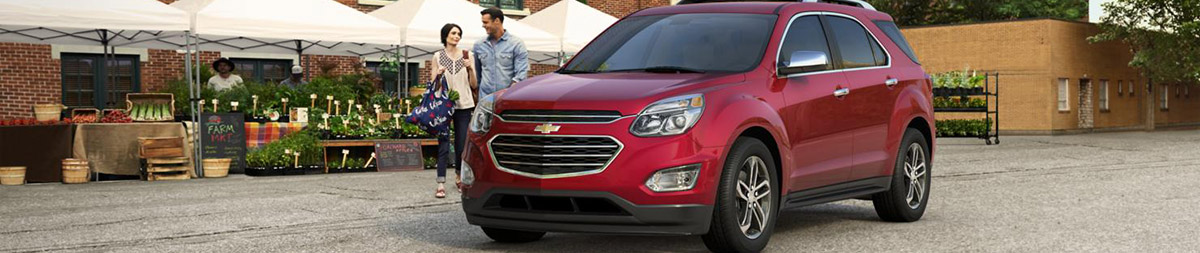 2016 Chevrolet Equinox - Buy a New SUV