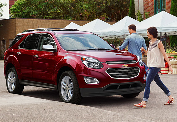 2016 Chevrolet Equinox - Safety
