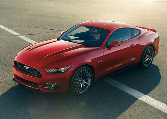 2015 Ford Mustang - New Performance