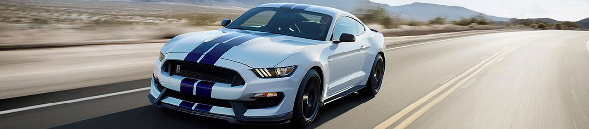 New Mustang Shelby GT350