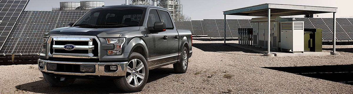 2015 Ford F-150 - Buy a New Truck Online