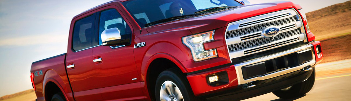 2015 Ford F-150 Competition