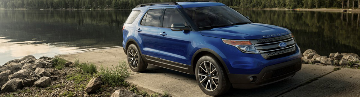 2015 Ford Explorer - Buy a New SUV Online