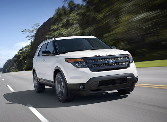 2015 Ford Explorer Safety
