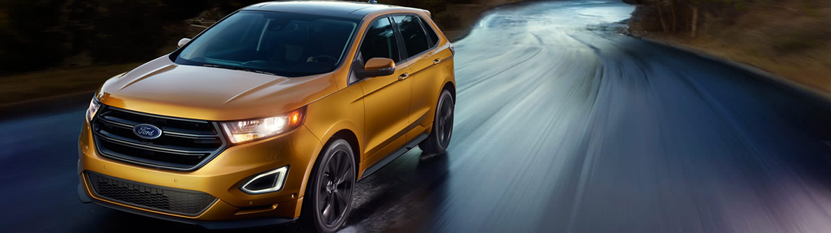 2015 Ford Edge - Buy an SUV Online