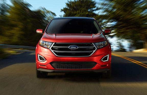 2015 Ford Edge - New Design