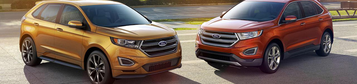 2015 Ford Edge Trims