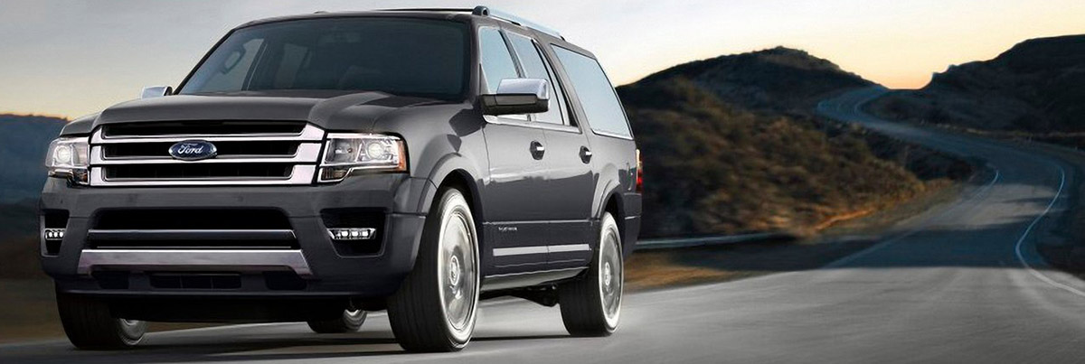 2015 Ford Expedition - Buy an SUV Online