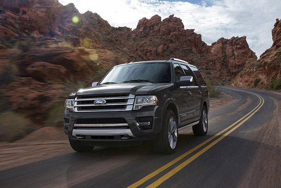2015 Ford Expedition Efficiency