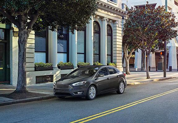 2015 Ford Focus - EcoBoost Efficiency