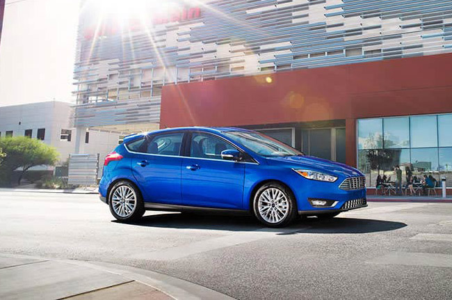 2015 Ford Focus Safety
