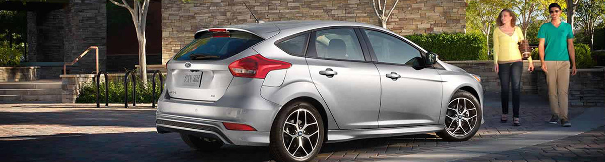 2015 Ford Focus Design