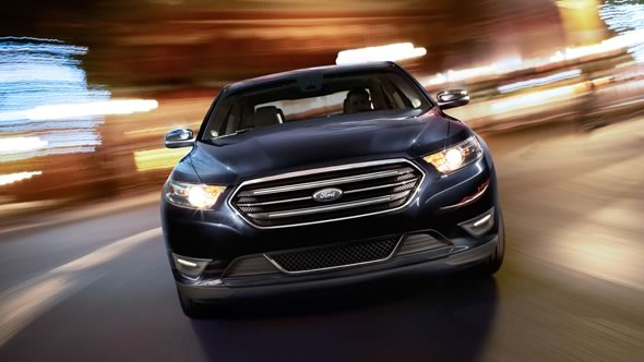 2015 Ford Taurus - Safety Rating