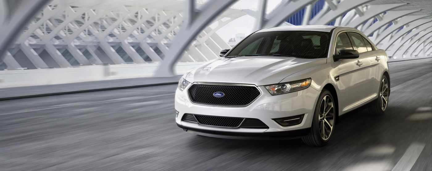 2015 Ford Taurus - Buy a New Sedan Online