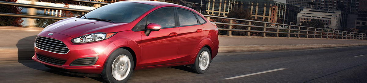 2015 Ford Fiesta - Buy a New Car Online
