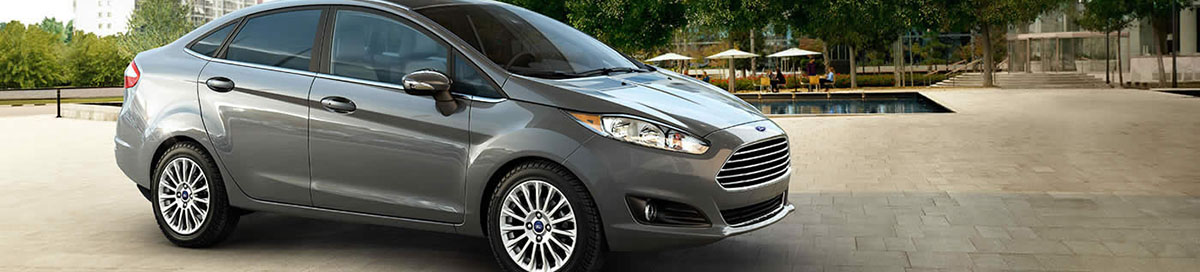 2015 Ford Fiesta vs. 2015 Honda Fit
