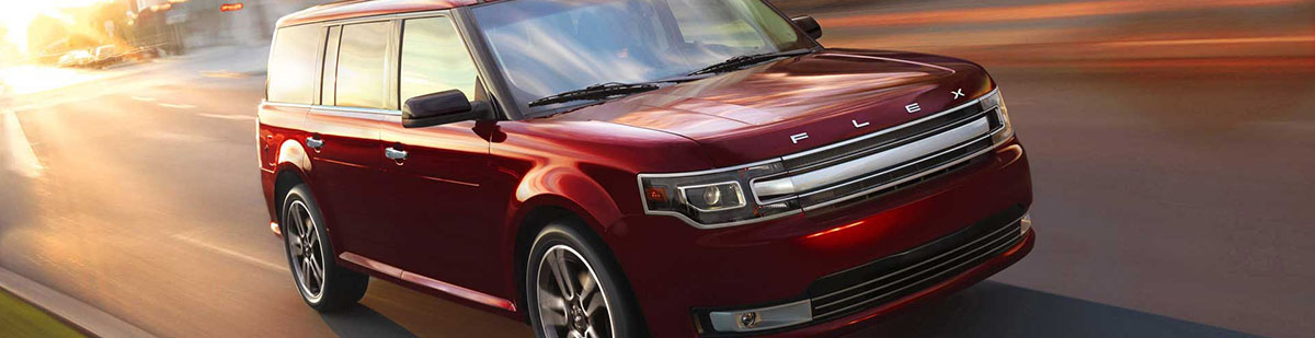 2015 Ford Flex - Buy a New SUV Online