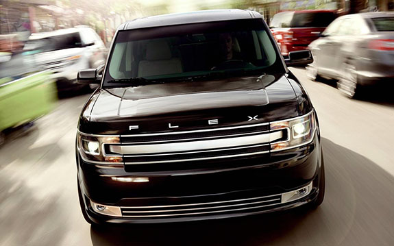 2015 Ford Flex - Standard Features
