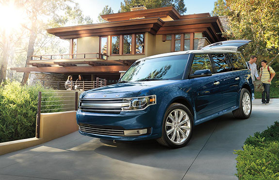 2015 Ford Flex - Minivan Alternative