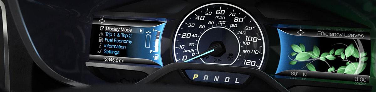 2015 Ford C-Max Smartgauge