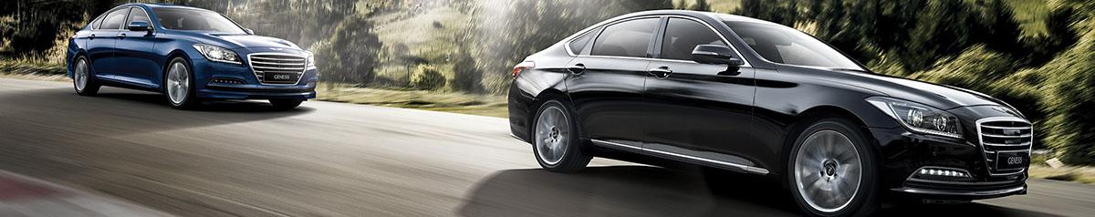 2015 Hyundai Genesis V8