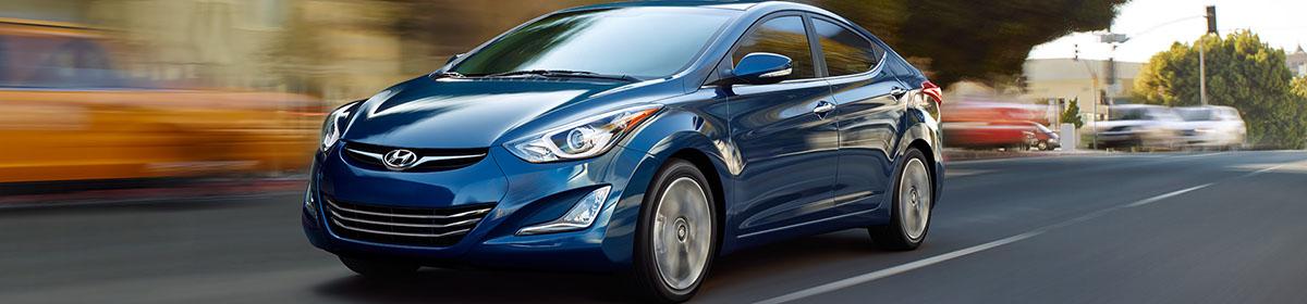 2016 Hyundai Elantra - Buy a New Car Online