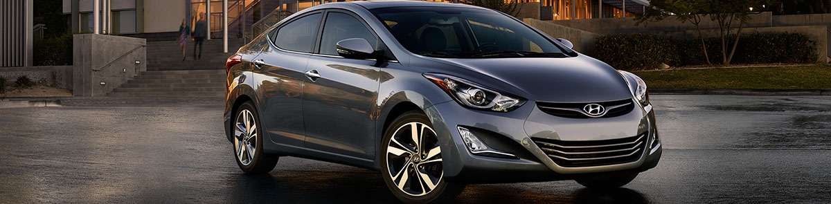 2016 Hyundai Elantra vs. the Competition