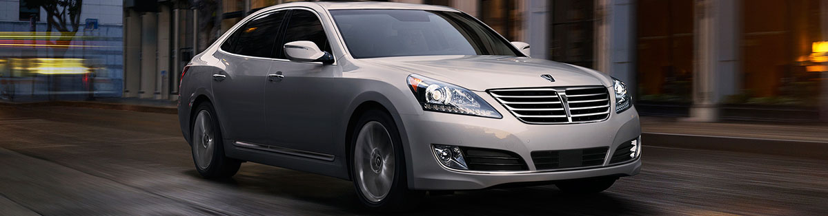 2016 Hyundai Equus - Buy a Luxury Car Online