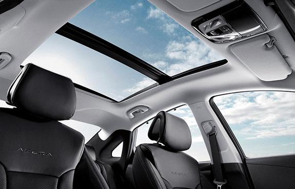 2015 Hyundai Azera Features