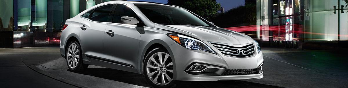 2015 Hyundai Azera Design