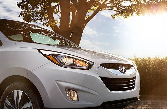 2015 Hyundai Tucson Design