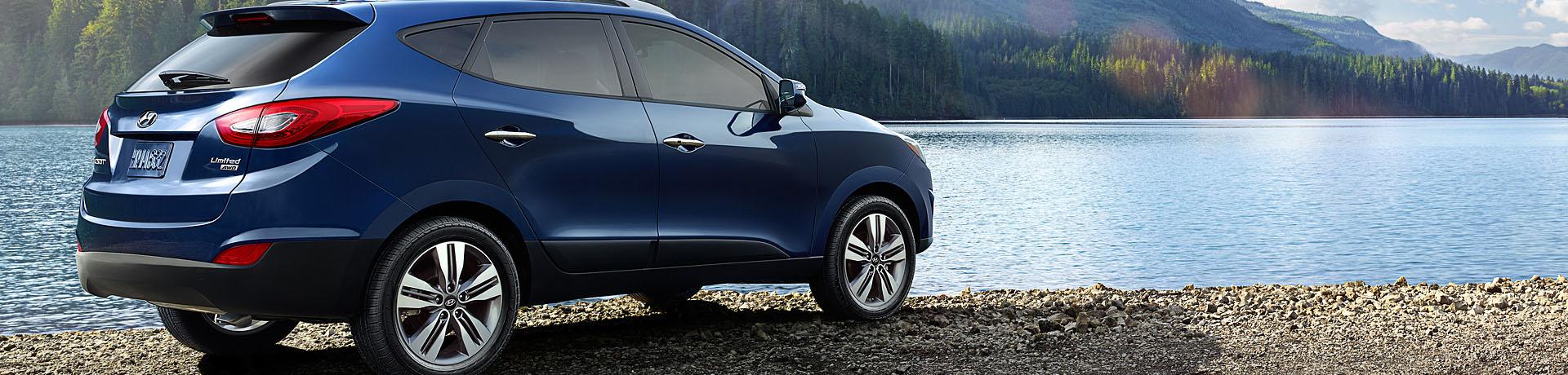 2015 Hyundai Tucson - Blue Exterior